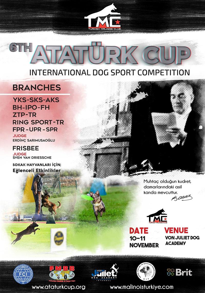 6TH ATATÜRK CUP